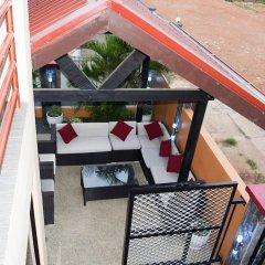 Апартаменты Al-Minhaj Service Apartments балкон