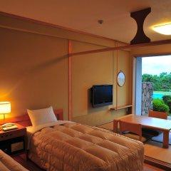 Отель San Ai Kogen Япония, Минамиогуни - отзывы, цены и фото номеров - забронировать отель San Ai Kogen онлайн комната для гостей