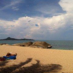 Отель Private lodge beachside Lamai Samui Таиланд, Самуи - отзывы, цены и фото номеров - забронировать отель Private lodge beachside Lamai Samui онлайн пляж фото 2
