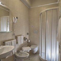Отель Principe Terme Италия, Абано-Терме - отзывы, цены и фото номеров - забронировать отель Principe Terme онлайн ванная