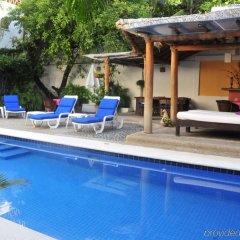 Hotel Petit Mercedes Puerto Vallarta бассейн фото 2