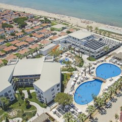 Отель Palm Wings Beach Resort & Spa Kusadasi- All Inclusive пляж