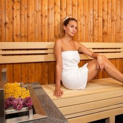 Astera Hotel And Spa Золотые пески сауна
