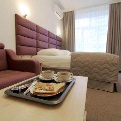 Гостиница Минима Водный 3* Стандартный номер с различными типами кроватей фото 26