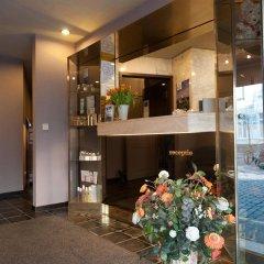 Отель Biskajer Adults Only Бельгия, Брюгге - 1 отзыв об отеле, цены и фото номеров - забронировать отель Biskajer Adults Only онлайн интерьер отеля фото 3