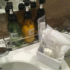 Отель Hakata Nakasu Inn Япония, Фукуока - отзывы, цены и фото номеров - забронировать отель Hakata Nakasu Inn онлайн ванная