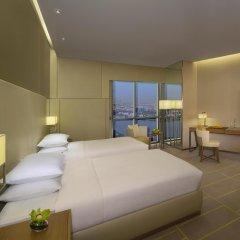 Отель Hyatt Regency Dubai Creek Heights 5* Номер Делюкс с различными типами кроватей
