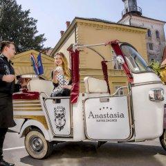Отель Anastasia Suites Zagreb спа
