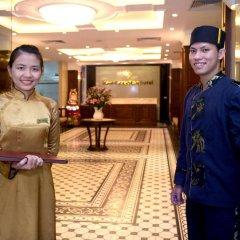Отель Hanoi Emotion Hotel Вьетнам, Ханой - отзывы, цены и фото номеров - забронировать отель Hanoi Emotion Hotel онлайн гостиничный бар