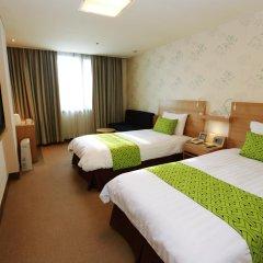 New Kukje Hotel комната для гостей