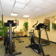 Отель Comfort Inn North/Polaris фитнесс-зал фото 2