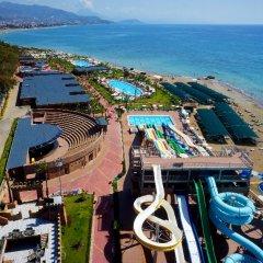 Eftalia Village Hotel - All Inclusive пляж фото 2