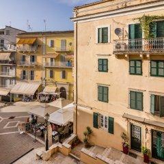 Отель Mitropolis Old Town Apartment Греция, Корфу - отзывы, цены и фото номеров - забронировать отель Mitropolis Old Town Apartment онлайн балкон