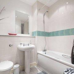 Апартаменты My-Places Serviced Apartments ванная