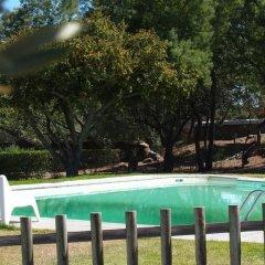 Отель Quinta Dos Ribeiros бассейн