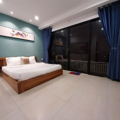 Отель An Garden Dalat Далат комната для гостей