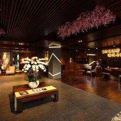 Silverland Sakyo Hotel & Spa Хошимин интерьер отеля