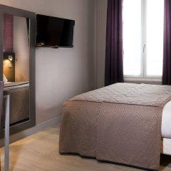 Отель Des Pavillons Париж комната для гостей фото 6