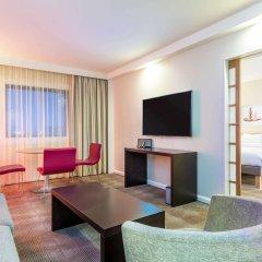 Отель Novotel London Paddington комната для гостей фото 5