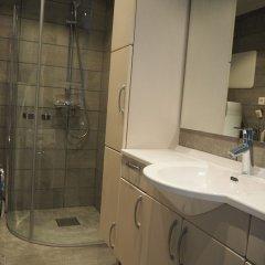 Апартаменты Harstad Apartments ванная