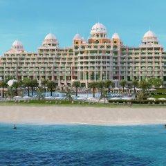 Отель Emerald Palace Kempinski Dubai пляж фото 2