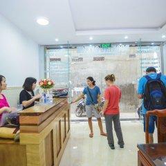 Отель Hanoi Old Town Palace Guest House Ханой интерьер отеля