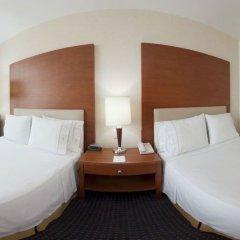 Отель Holiday Inn Express Puebla комната для гостей фото 4