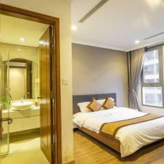 Апартаменты Bayhomes Times City Serviced Apartment комната для гостей фото 2