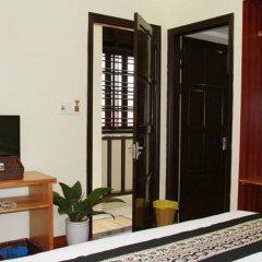 Отель Hoi An Leaf Homestay комната для гостей фото 3