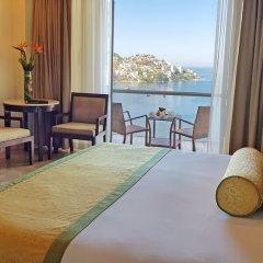 Отель Dreams Acapulco Resort and Spa - All Inclusive комната для гостей фото 4