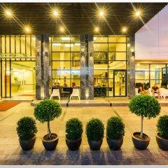 Отель Sea Me Spring Hotel Таиланд, Паттайя - отзывы, цены и фото номеров - забронировать отель Sea Me Spring Hotel онлайн вид на фасад