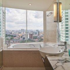 Отель The Westin Kuala Lumpur Малайзия, Куала-Лумпур - отзывы, цены и фото номеров - забронировать отель The Westin Kuala Lumpur онлайн ванная