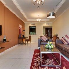 Abidos Hotel Apartment, Dubailand комната для гостей