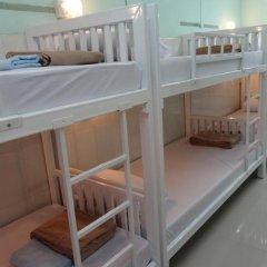 Отель Khaosan River Inn Hostel Таиланд, Бангкок - отзывы, цены и фото номеров - забронировать отель Khaosan River Inn Hostel онлайн балкон