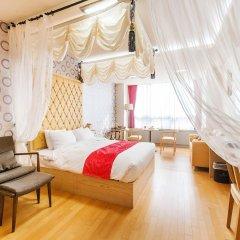 Отель Hu Incheon Airport Южная Корея, Инчхон - 1 отзыв об отеле, цены и фото номеров - забронировать отель Hu Incheon Airport онлайн комната для гостей фото 3