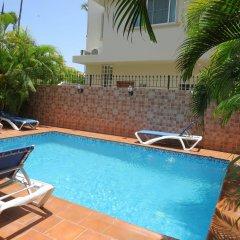 Отель Punta Cana Hostel Доминикана, Пунта Кана - отзывы, цены и фото номеров - забронировать отель Punta Cana Hostel онлайн бассейн фото 3