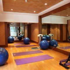 Отель Majesty Plaza Shanghai Китай, Шанхай - отзывы, цены и фото номеров - забронировать отель Majesty Plaza Shanghai онлайн фитнесс-зал фото 4
