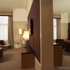 Отель Hilton Edinburgh Grosvenor комната для гостей фото 5