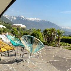 Отель Paulus Apartments Италия, Чермес - отзывы, цены и фото номеров - забронировать отель Paulus Apartments онлайн балкон