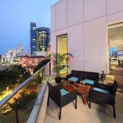 Отель Park Regis Singapore балкон