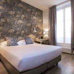 Отель Hôtel Jeanne d'Arc Le Marais Франция, Париж - отзывы, цены и фото номеров - забронировать отель Hôtel Jeanne d'Arc Le Marais онлайн комната для гостей фото 3