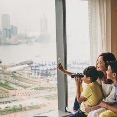 Отель Mandarin Oriental, Hong Kong интерьер отеля фото 3