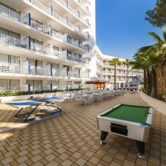 Отель Globales Palmanova Palace пляж фото 2