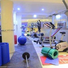 Hotel Rabat фитнесс-зал фото 2