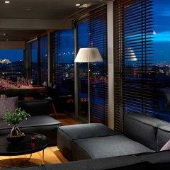 Radisson Blu Park Hotel, Athens гостиничный бар