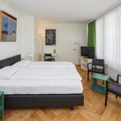 Отель Boutique Hotel Herzkammer Швейцария, Цюрих - отзывы, цены и фото номеров - забронировать отель Boutique Hotel Herzkammer онлайн комната для гостей фото 4