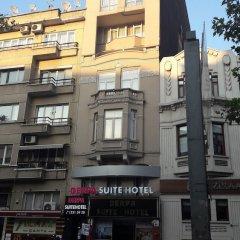 Отель Istanbul Suite Home Osmanbey фото 3