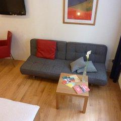 Отель Lessing-Apartment Германия, Дюссельдорф - отзывы, цены и фото номеров - забронировать отель Lessing-Apartment онлайн комната для гостей фото 3