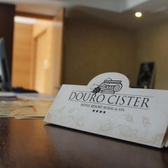 Douro Cister Hotel Resort Rural & Spa интерьер отеля