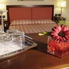Отель Relais Corte Cavalli Понти-суль-Минчо в номере